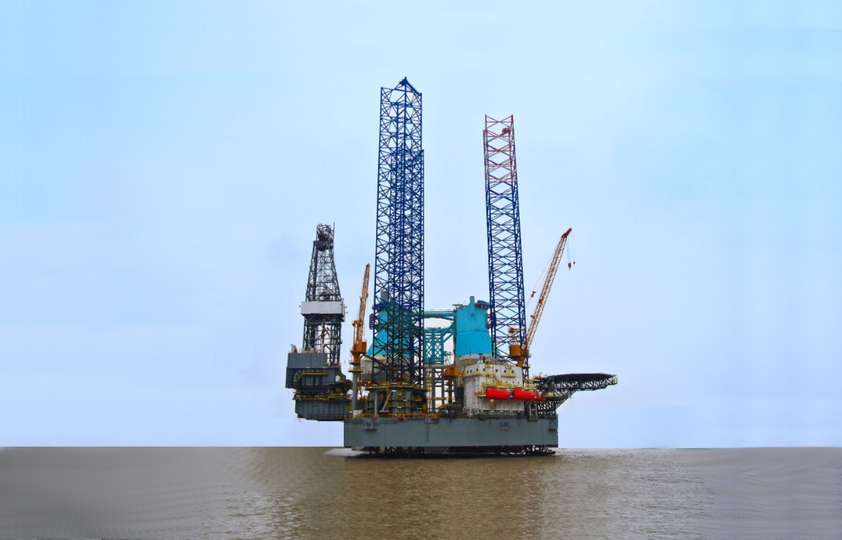 DP1 Self Elevation Unit – Jack Up Barge For Sale File-0204