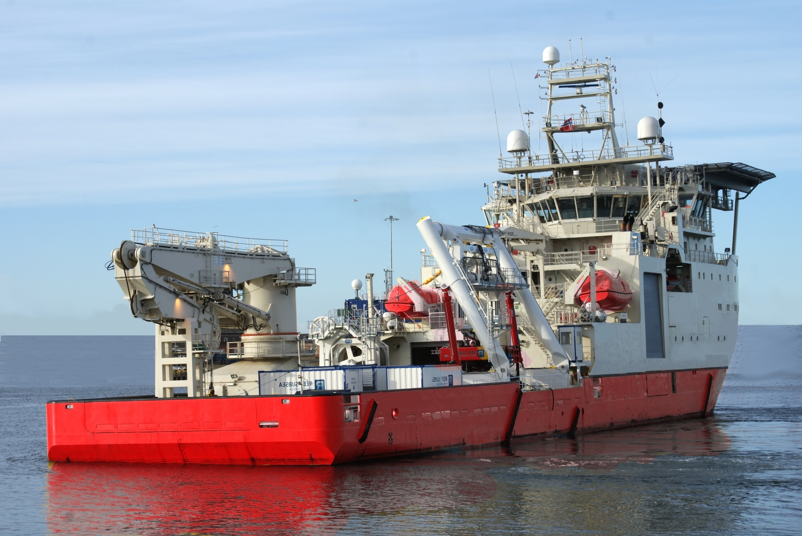 DP2 Diving Support Vessel DSV for Sale File-0216