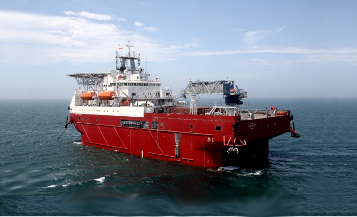 DP3 Accommodation Vessel For Sale File-0179