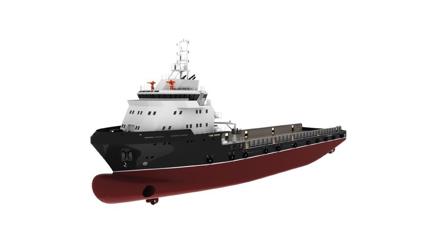 Offshore Support Vessel For Sale File-0185