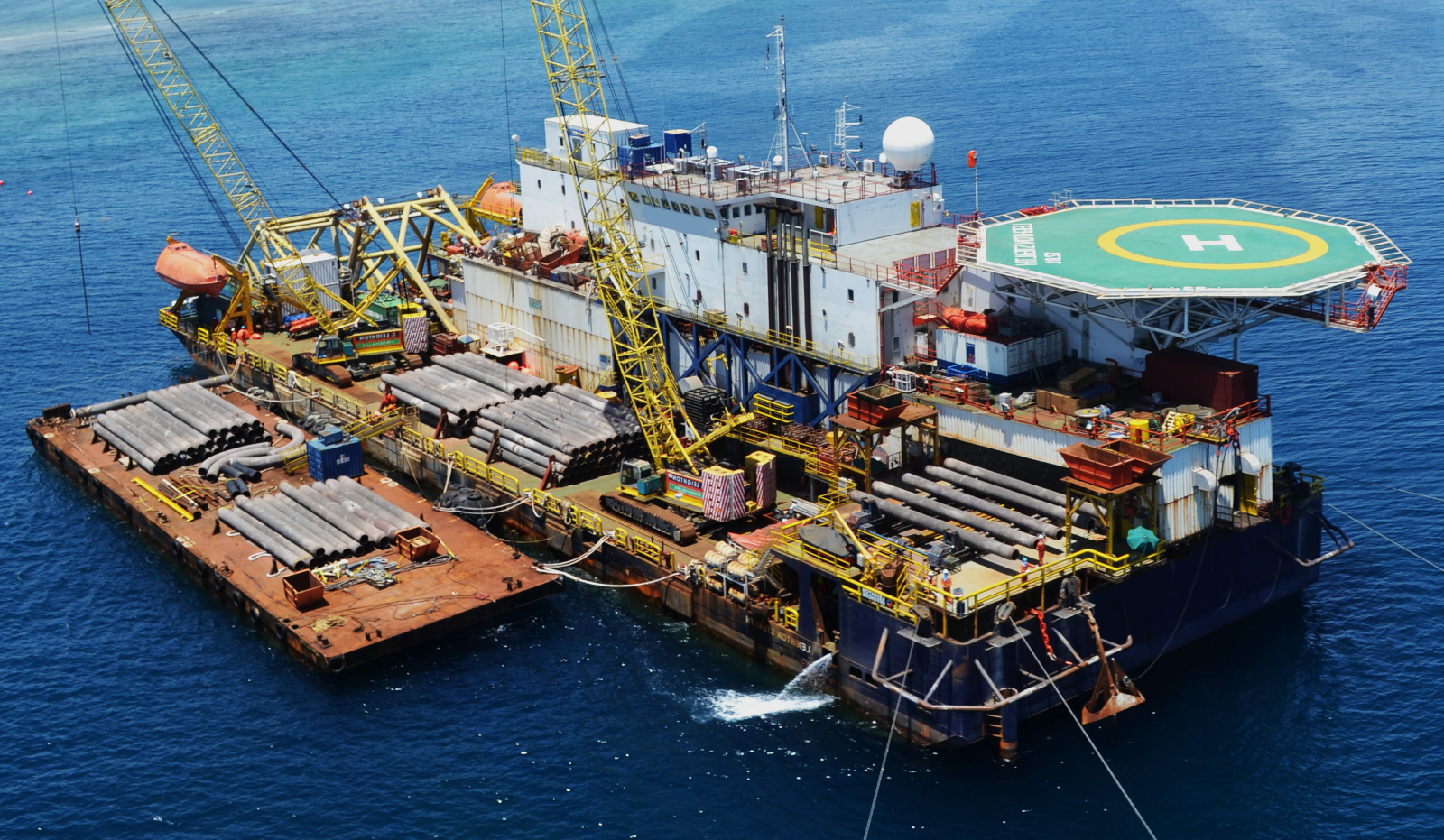 Pipelay Barge For Sale File-0184