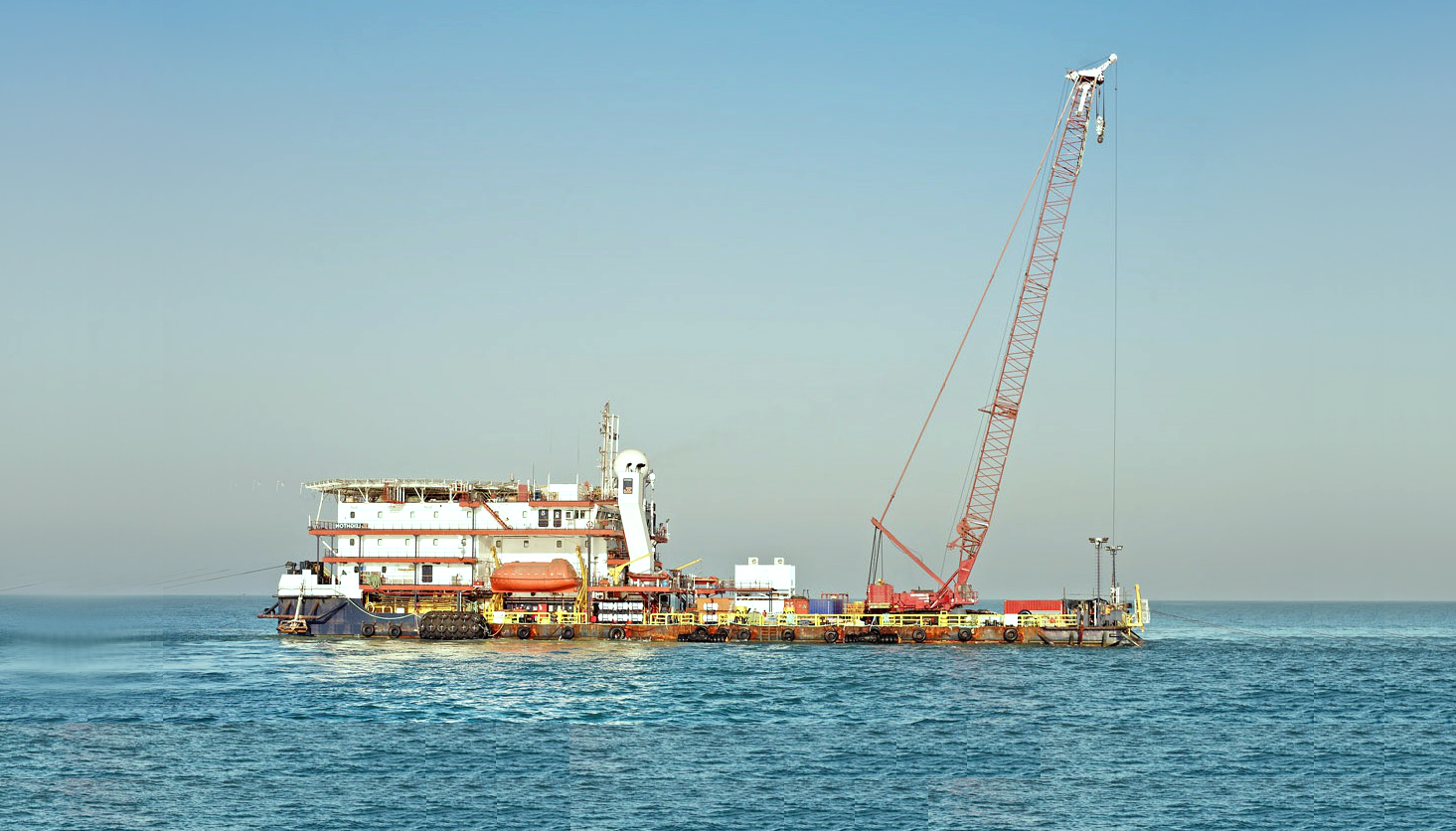 Pipelay Barge For Sale File-0197