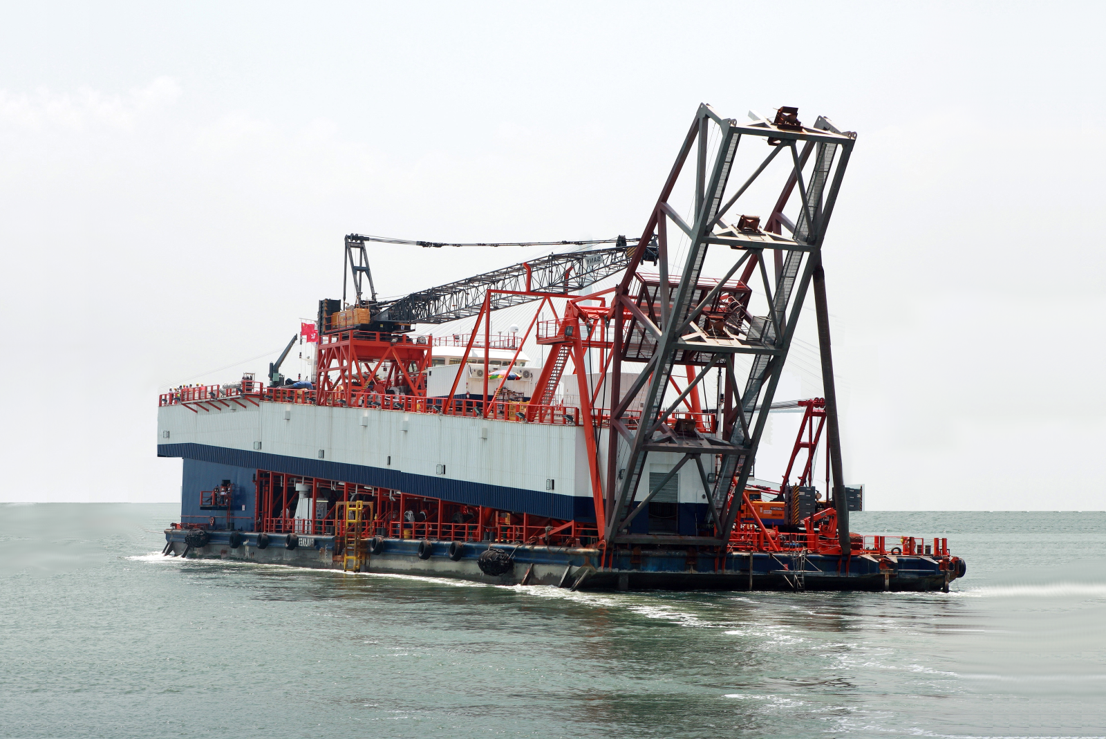 Pipelay Barge For Sale File-0202