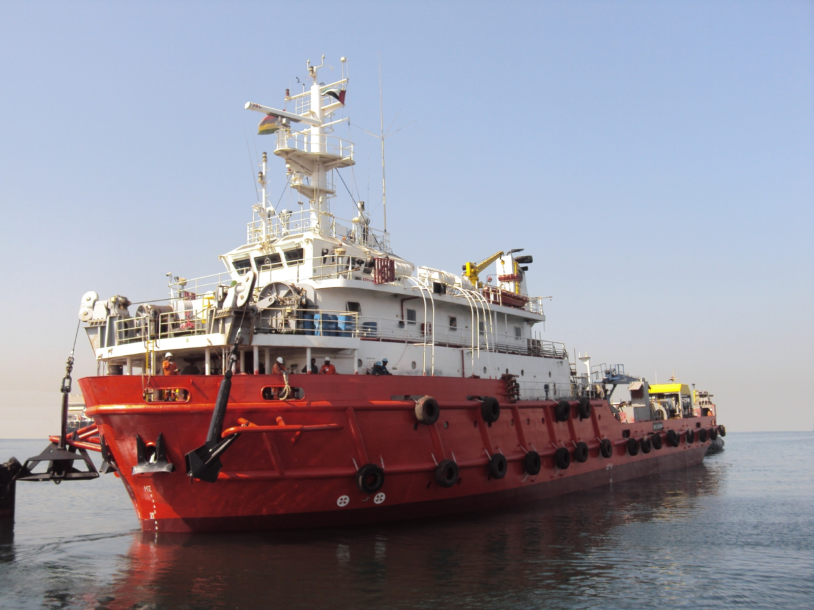 Supply Vessel For Charter File-0201
