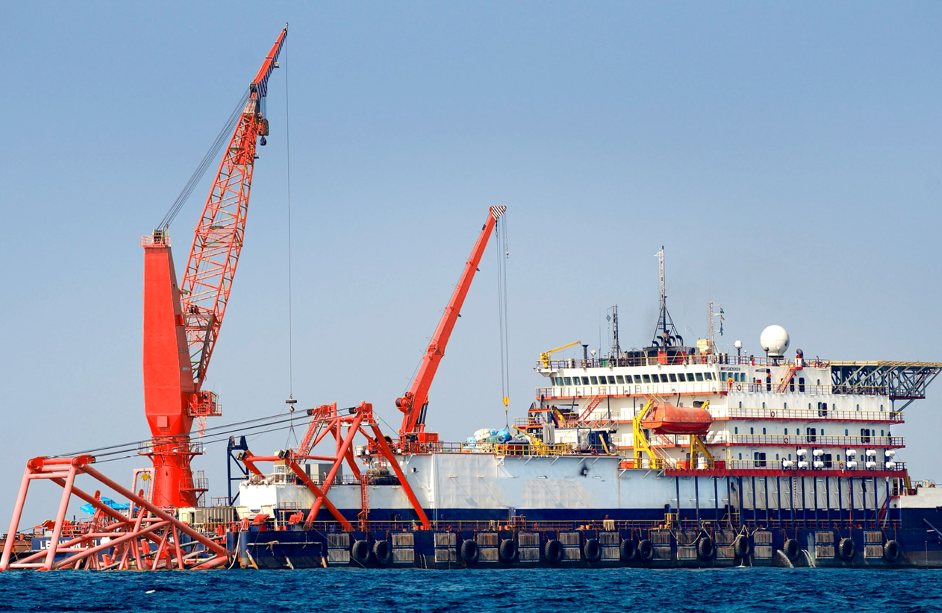 Pipelay Barge For Sale File-0178
