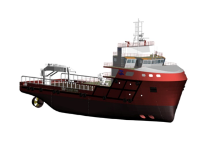 60M DP2 Platform Support Vessel Sale Charter File-317