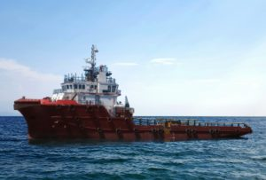 59M Anchor Handling Tug For Sale